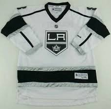 Details About Reebok Nhl Los Angeles Kings Drew Doughty Hockey Jersey Size Youth L Xl