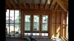 Different Ways To Frame A Window Home Construction And Framing