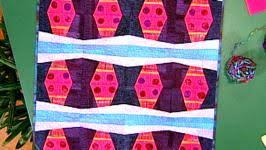 Pictorial Art Quilts Video   HGTV & Art Block Landscape Quilt 06:02 Adamdwight.com