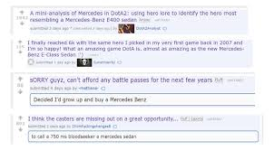 3 ways mercedes benz communicated with dota 2 s audience the