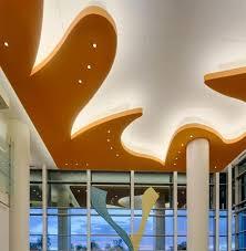 contemporary office false ceiling design ideas