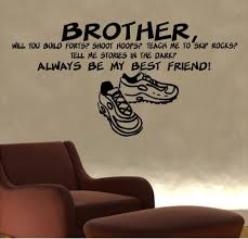 Brotherly Love Quotes Enchanting 48 Brother Quotes Sibling Quotes For Your Cute Brother Fresh
