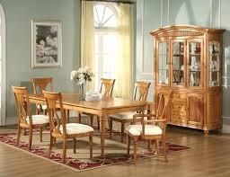 dark oak dining room sets incredible oak dining room table best oak dining room set ideas