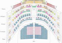 Brady Theater Seating Chart Seating Chart