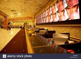 astounding mgm front desk at the mgm grand hotel in las vegas nevada stock photo