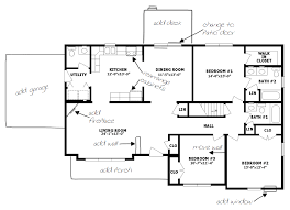 floor plans cayuga country homes house 33824 sample