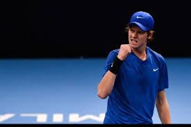 18-year-old Jannik Sinner revels in Roger Federer praise ...