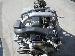 Jdm Toyota Hilux 1KZ-TE Turbo Diesel Engine Manual 4wd Transmission ...