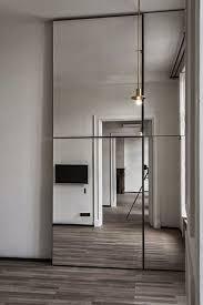 decor interior design mirror wall