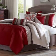 free m 7 pc comforter bed set