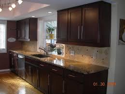 Affordable Kitchen Backsplash 40 Magnificent Kitchen Designs With Dark Cabinets Dark Wood