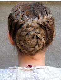 Hairstyle Braids 40 pretty fun and funky braids hairstyles for kids part 26 3537 by stevesalt.us