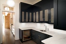 wet bar sink home bar traditional with black cabinets built in cabinetry image by crescent rock builders inc