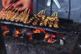 diy yakitori grill
