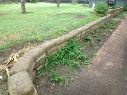 quikrete bag retaining wall concrete bags for retaining walls ask home design how to build a