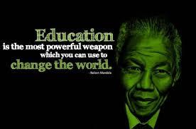 Nelson Mandela Education Quote Enchanting 48 Unity Based Nelson Mandela Quotes