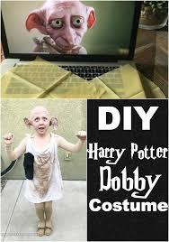 dobby costume harry potter diy costume