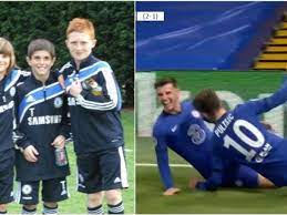England national team king lebron christian pulisic. Mason Mount Christian Pulisic Photo What Happened To The Other Boy In Chelsea Photo Givemesport