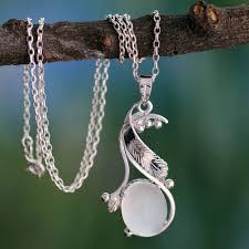 moonstone pendant necklace moonlight magic