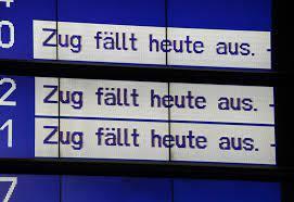 Berlin die lokführer wollen streiken, das ist legitim. Das Mussen Sie Zum Bahnstreik Von Mittwoch Bis Montag Wissen