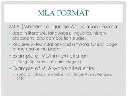 Mla Citations Let Us Give Credit Where Credit Is Due Ppt Download