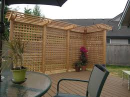 10 best outdoor privacy screen ideas for your backyard home and regarding patio inspirations 5