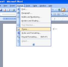 Ms Office 2003 Templates Themes In Microsoft Word 2003 Microsoft Office Support