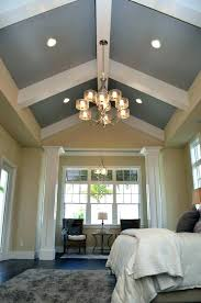 vaulted ceiling light fixtures for ceilings recessed lighting o lights best way to