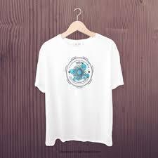 Mock Up Tshirt T Shirt Mockup Vectors Photos And Psd Files Free Download
