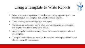 Business Report Writing Format Sample And Editing Services Letter ...