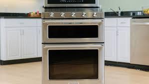 double oven reviews. Exellent Double KitchenAid KFDD500ESS Review Versatility Outweighs Uneven Performance For  This Double Oven In Double Oven Reviews U