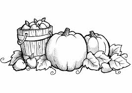 Fall Coloring Pages Printable Free To Pretty Print Photo