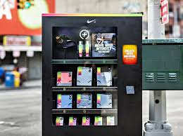 Pop Vending Machines Beauteous Just Find It Nike's PopUp Vending Machine