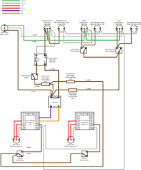 list of pj electrical diagrams page 39 home brew forums i have some wires piggybacked but you can use terminal blocks instead