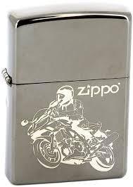 <b>Зажигалка Zippo Classic</b> 150 Moto silver — купить по лучшей цене ...