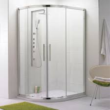 Exellent Curved Shower Enclosures Uk From 9995 Offset Quadrant Intended Design Decorating