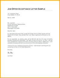 Offer Letter Acceptance Template Metabots Co