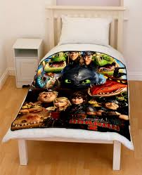 how to train your dragon bedding in a bag designs