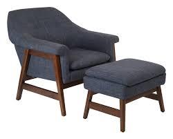 Ave Six Flynton Lounge Chair and Ottoman Reviews Wayfair