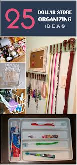Dollar Store Magazine Holder Stunning 32 Ways To Organize Your Home Using Items You Can Find At The Dollar