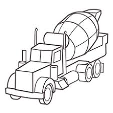 Cat and dog coloring pages ». Top 25 Free Printable Truck Coloring Pages Online
