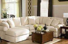Cozy white living room furniture set design Hupehome