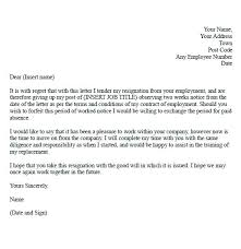good letter of resignation good letter of resignation ideas about resignation template on