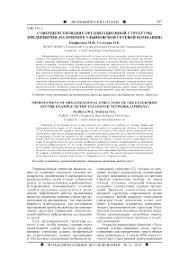Специальные Налоговые Режимы Дипломная Работа Структура бизнеса Ульяновской области