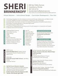 Instructional Design Cover Letter Awesome Resume Google Template