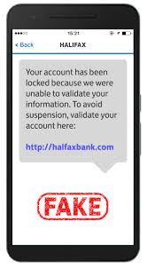Halifax Online Security Being Aware Of Suspicious Emails And Texts