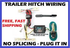 trailer wire harness jeep grand cherokee ebay How To Splice Trailer Wiring Harness trailer hitch wiring fits 95 98 jeep grand cherokee plug play wire harness how to splice trailer wiring harness