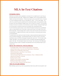 Mla Citation Essay Example Essay Citation Mla Citation Essay Example New Hope Stream Wood Non 13