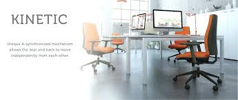 cool ergonomic office desk chair. Unique Office Furniture Desks Kinetic Ergonomic Performance Task Chair Desk Chairs Seating Contract Cool H