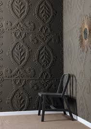 Embossed Wall Surface By Elitis Wallpaper Reliëf Behang Huis